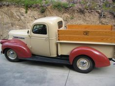 1941 GMC Pickup