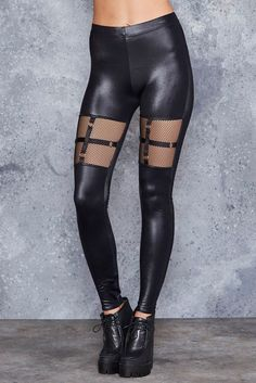 A Hex On You Leggings - LIMITED