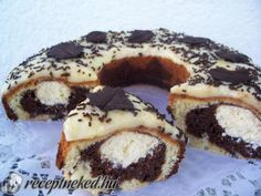 Ring Cake, Sweet Cookies, Scones, Doughnut, Nutella, Cookie Recipes, Sweet Tooth, Cheesecake, Muffin