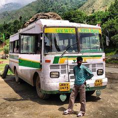 Super Deluxe Bus - India