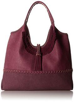 STEVEN by Steve Madden Khloe Shoulder Handbag,Berry STEVE... https://www.amazon.com/dp/B01KVJY2GM/ref=cm_sw_r_pi_dp_x_Jtp5yb49PRXYY