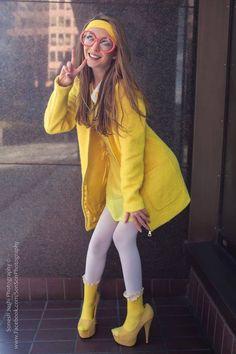Noodlerella - Honey Lemon Cosplay - Big Hero 6