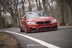 This Gorgeous Sakhir Orange BMW M3 Build Will Knock You off Your Feet - http://www.bmwblog.com/2017/02/23/this-gorgeous-sakhir-orange-bmw-m3-build-will-knock-you-off-your-feet/