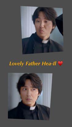 雖然僅僅出現3分鐘,可是海日神父說的每一句話;臉上的每一個表情卻讓人印象深刻、牢記在心。