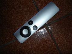 Diversão garantida. Apple remote permite contolar o apple tv e o mac.