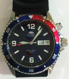 Orient watch 70s inspired