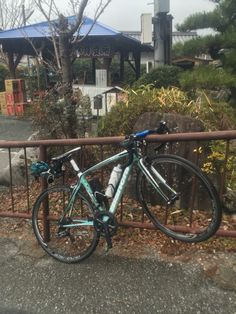 インフィニートでサイクリング