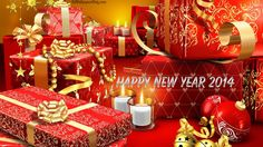 New Year waves a Magic wand over this world, And behold, Everything is softer and more beautiful. ****Happy New Year 2014****