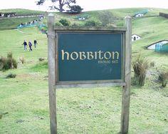 Hobbiton----i wanna go here SO BAD