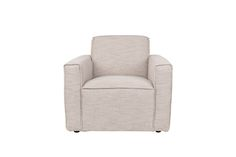 Bor sofa 1-seater - Latte #Sofa #Canapé  #Couch #Bank
