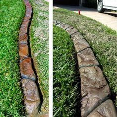 Fort Myers Concrete Landscape Curbing