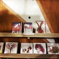 Next year we will stock more Christmas cards. Finsbury Park, Bath Caddy, Floating Shelves, Christmas Cards, Frame, Green, Instagram, Home Decor, Xmas Cards