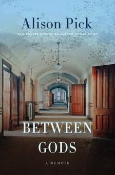 3.5/4 The Baking Bookworm reviews Between Gods by Alison Pick. A touching memoir recounting the author's struggle to find her Jewish faith and depression. A compelling Canadian read!