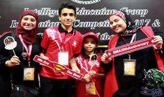 """أذكى طفل في العالم يكشف أسباب حصوله على الجائزة وطموحاته المستقبلية: حصل الطفل المصري عبد الرحمن حسين على لقب """"أذكى طفل في العالم"""" بعد فوزه…"""
