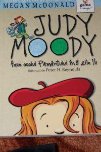 Judy Moody face ocolul Pamantului in 8 zile 1/2 si cateva linkuri utile