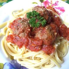 Meatball recipes are often challenged by chefs who claim, Mine are the best! Even though my meatballs ARE the best, I will make no such claim. Try them for yourself! This meatball recipe was given to me by my father who got it from a little old lady from Italy that he knew. Its amazing that she gave up her recipe to him, but I sure am glad she did!