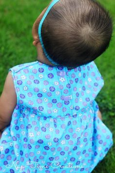 (9) Name: 'Sewing : Baby Romper 0-12 months