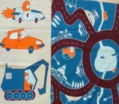 lillestoff Autoteppich Bio-Webstoff Paneel, 10,90 EUR / Paneel - Bild vergrößern Kids Rugs, Design, Home Decor, Autos, Weaving, Sachets, Fabrics, Cushion, Pictures