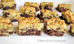 Recette de brookies : gâteau mi-cookies