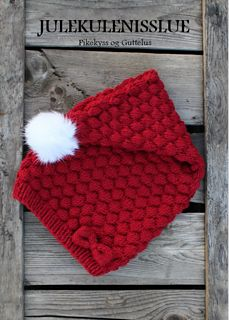Ravelry: Julekulenisselue by Hilde Tunheim Johannesen Knitting For Kids, Baby Knitting, Holiday Hats, Christmas Knitting, Knit Patterns, Baby Hats, Ravelry, Knit Crochet, Winter Hats