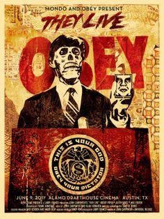 Mondo + Obey Giant