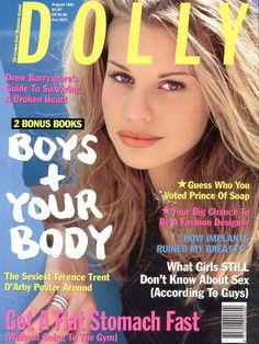 Krissy Taylor  -  Dolly Aug 1993