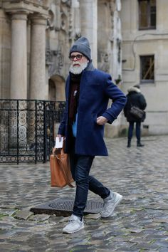 Streetfashion Paris Menswear FW2018, Day 04  Mens Fashion | #MichaelLouis - www.MichaelLouis.com