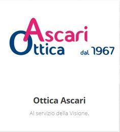Ottica Ascari  Dal 1967 al servizio della visione  - http://www.ottica-ascari.com - Seguici su Facebook https://www.facebook.com/otticaascari.mirandola
