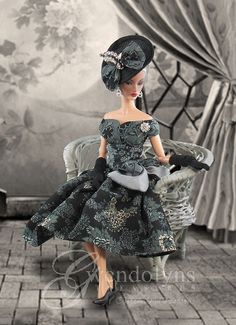 Doll Divas: Some more glamour shots for theme......>>