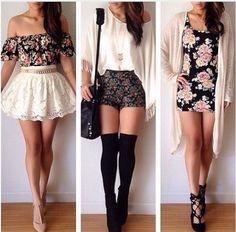 ¡Cuál de estos estilos usarías?