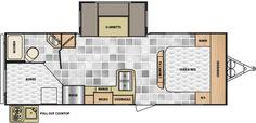Minnie   Floorplans   Winnebago RVs
