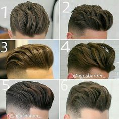 Choose your favourite hairstyle: Post dedicado a mi compañero de batallas al que le debo agradecer su profesionalidad por estar al frente del buque..en estos últimos días por mi convalecencia. Orgulloso de ti.@smn1989 un abrazo Pro educator by : @agusbarber WWW.ELEGANCEGEL.COM #elegance #eleganceworldwide #elegancegel #teamelegance #barbershopconnect #barberlife #nastybarbers #thebarberpost #malaga #spain #showcasebarbers #barbersinctv #peinadoshombre #hairmenstyle #menshairworld…