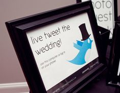 social media, signs, Twitter, tweet