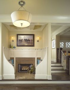 Vickery Residence - traditional - entry - atlanta - Dwell Design Studio