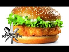 HOW TO MAKE A McCHICKEN - VIDEO RECIPE Go to http://fingerlickingrestaurantrecipes.weebly.com/ to get the best secret recipes of the big known restaurants.   #chicken recipes