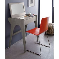 Charmant Vanity | CB2 $399.00 I Like This 1 But Just Got An Even Better 1 For My  Bday!!! | All Kinds Of Different Ideas I Love!!! | Pinterest | Vau2026