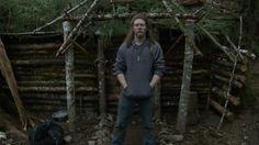 Bam Bam's Trapper Shack Tour | Alaskan Bush People | Discovery