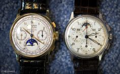 Something To Consider: The Watch On The Left Costs (Approximately) 100 Times As Much As The W...