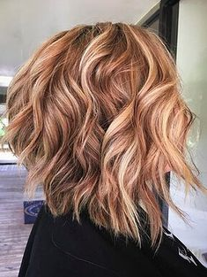 Fall Blonde Hair, Red To Blonde, Blonde Color, Blonde Ombre, Brunette Hair, Balayage Blond, Fall Hair Trends, Hair Color Auburn, Deep Auburn Hair
