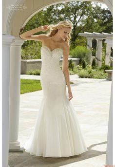 Wedding Dresses Mori Lee 6744 Voyage by Mori Lee 2013