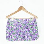 Cameron Shorts Pearl In One (Limited Sizing)-You are sure to shoot eagles in this comfortable show-stopper. The Cameron Short comes in a variety of prints, making you unforgettable on and off the course. Pearls, Shorts, Beads, Short Shorts, Hot Pants, Gemstones, Pearl