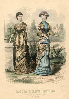 1881 1904 fashion - Google Search