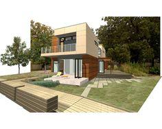 Acabar com os equívocos e preconceitos em relação às casas modulares - http://www.casaprefabricada.org/acabar-com-os-equivocos-e-preconceitos-em-relacao-as-casas-modulares