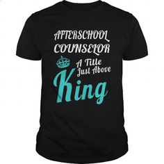 AFTERSCHOOL COUNSELOR - KING #fashion #style. I WANT THIS =>…