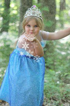 Queen Elsa photography cute photoshoot frozen themed photoshoot Disney