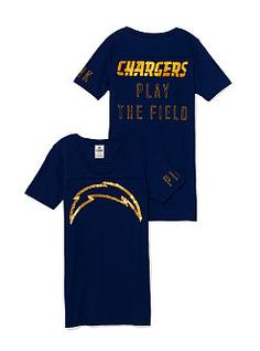 1c2ed0da6 Chargers Cheer Mom Shirts