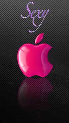 apple wallpapers for iphone - Bing images Apple Logo Wallpaper Iphone, Free Iphone Wallpaper, Wallpaper Backgrounds, Wallpapers, Apple Logo White, Pink Apple, Diamond Wallpaper, Bling Wallpaper, Glowing Apple Logo
