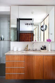Reforma de duplex cria ambientes masculinos ao manter paleta de cores sóbria - Casa e Decoração - UOL Mulher
