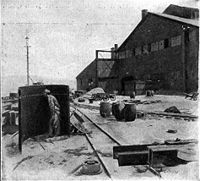 Homestead Strike: With the mill ringed by striking workers, agents from the…