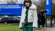 Scouting Standout Street Style at London Fashion Week | StyleCaster